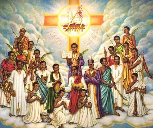 saints (noirs)